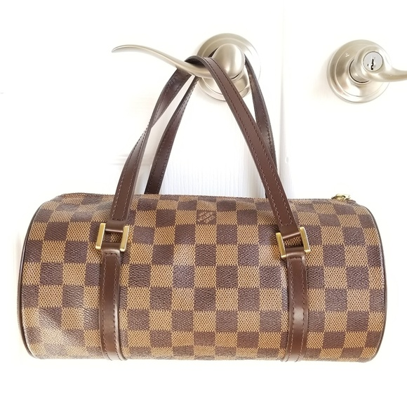 06c8d1631ae2 Louis Vuitton Handbags - Louis Vuitton Damier Ebene Papillon 26 Bag